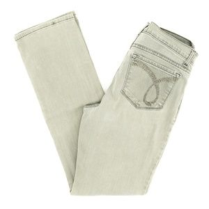 NYDJ Jeans Straight Lift Tuck Technology 6 27X30